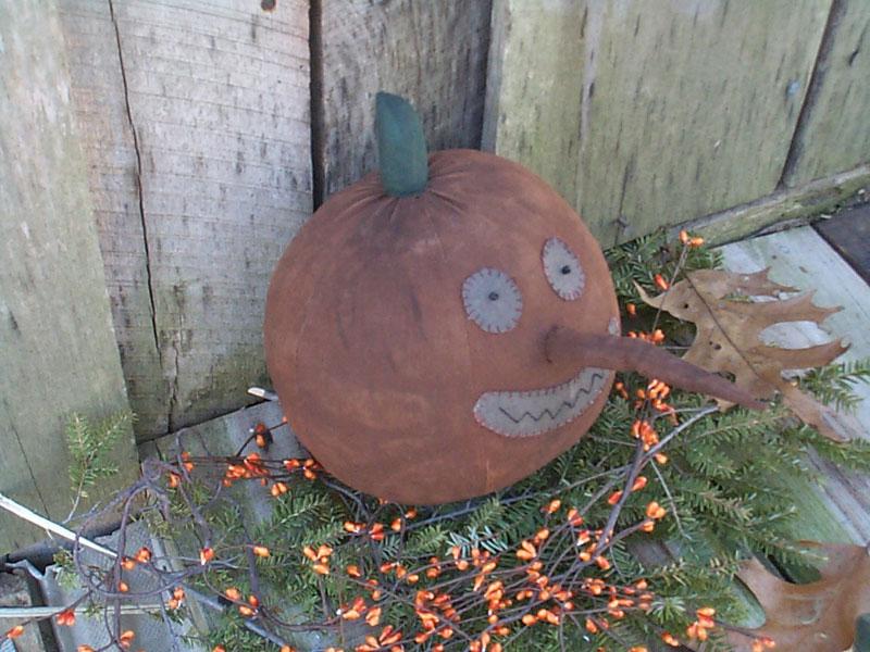 BC100 Prim Pumpkinhead