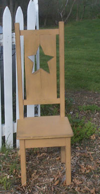 WN101 Prim Chair