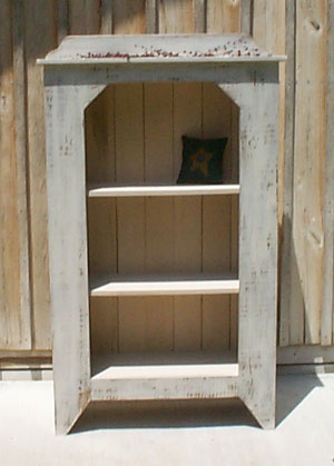 WN109 Large Country Cupboard