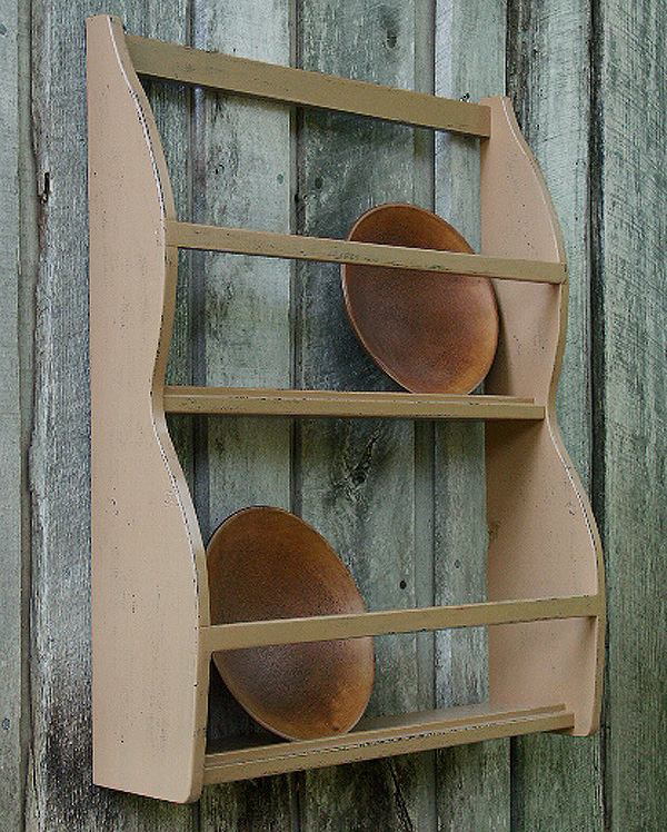 WN120 Primitive Large Bowl Rack