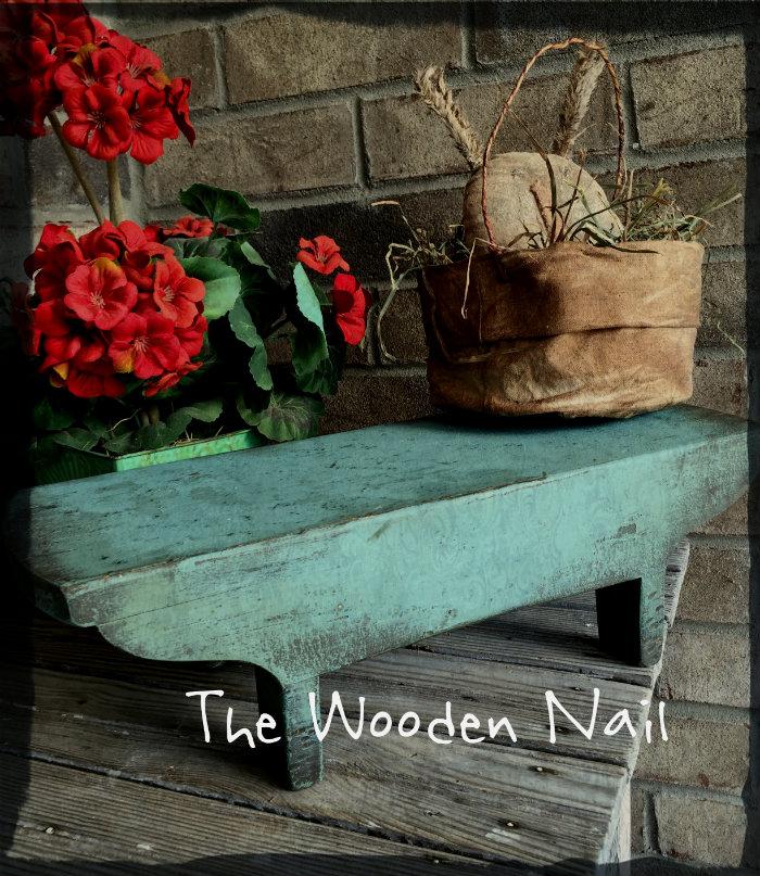 WN133 Prim Pint Size Table Bench
