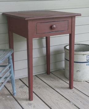 WN149 Prim Table with drawer