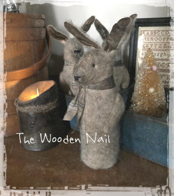 BC170 Prim Wool Peter Rabbit