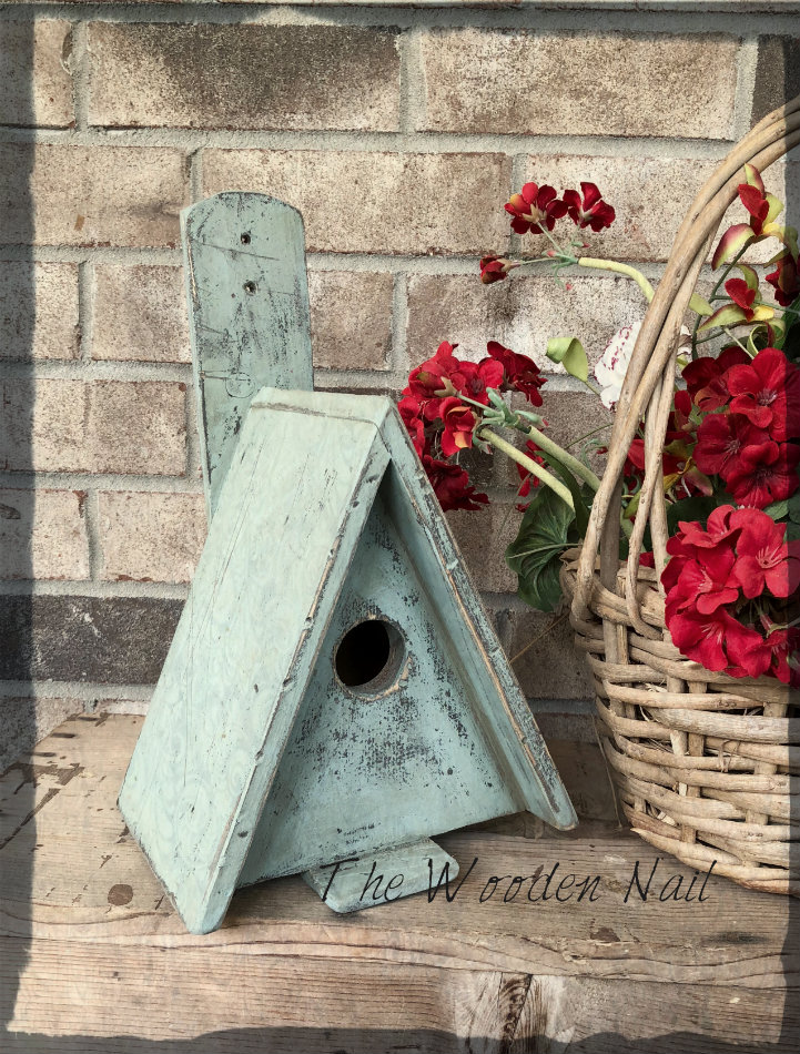 WN179 Bluebird House