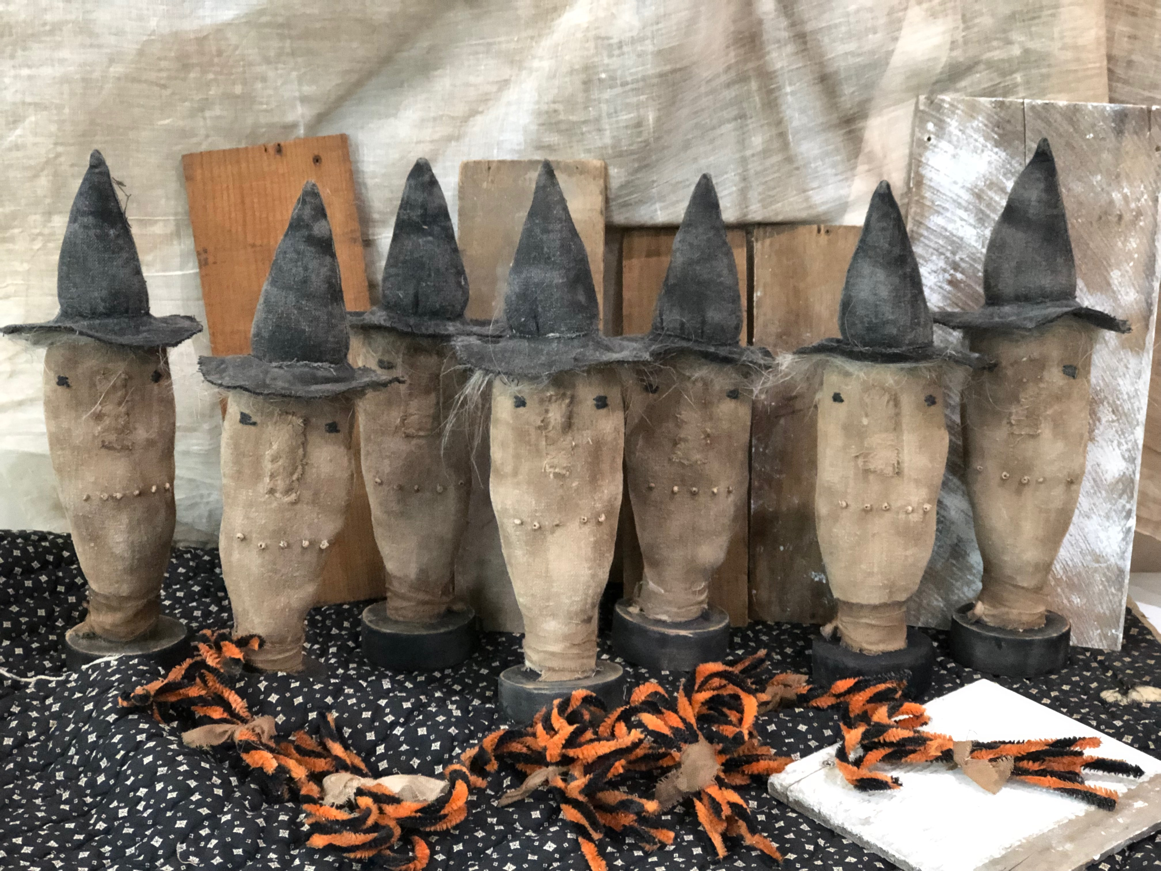 BC184 Prim Witch Head